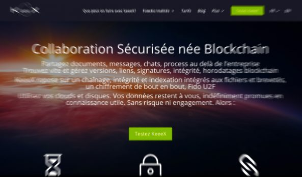 Keeex révolutionne le monde de la collaboration digitale