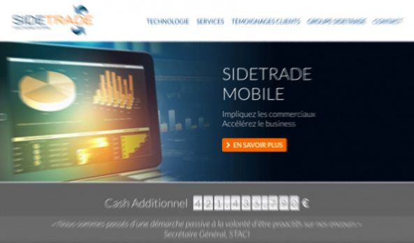Sidetrade acquiert C-Radar, start-up spécialisée dans le Marketing Prédictif B2B